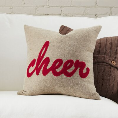 Cheer Pillow Cover