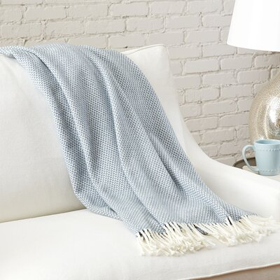 Hollis Throw Color: Slate