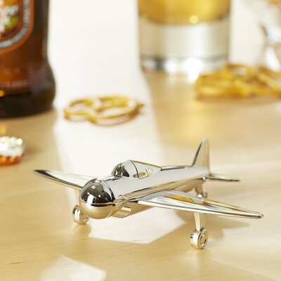 Aviation Bottle Opener