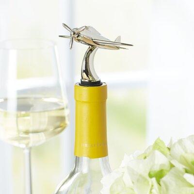 Aviation Bottle Stopper