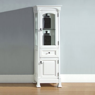 Stockbridge Vanity Accent Cabinet Finish: Cottage White