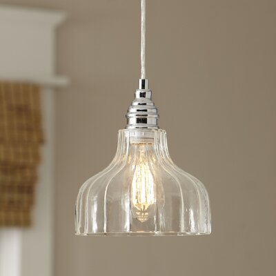 Talisker Chalice 1-Light Mini Pendant