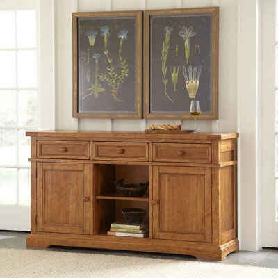 Mansfield Sideboard Color: Honey
