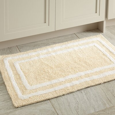 Corey Bath Mat Color: Sand
