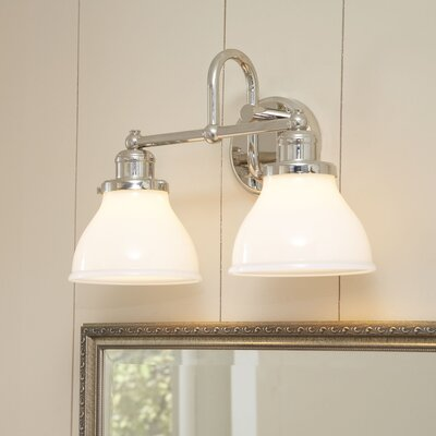 Atkinson 2-Bulb Vanity Light