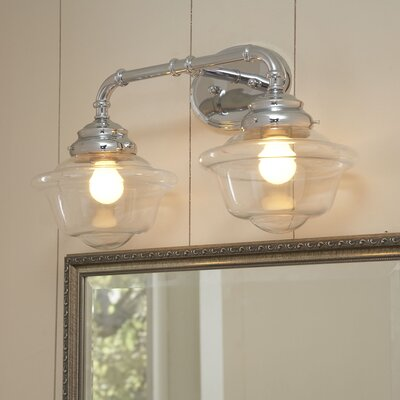 McGrath 2-Bulb Vanity Light