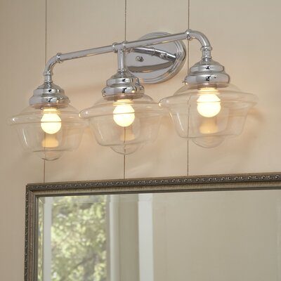 McGrath 3-Bulb Vanity Light