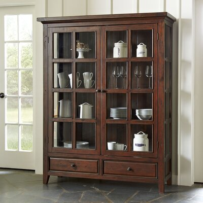 Harris Large Display Cabinet Finish: Sienna Product Picture 2416