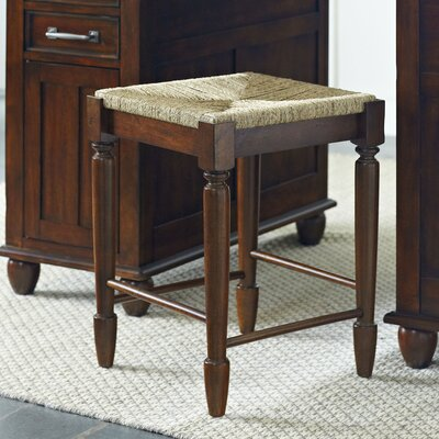 Muriel Stools (Set of 2) Finish: Cherry