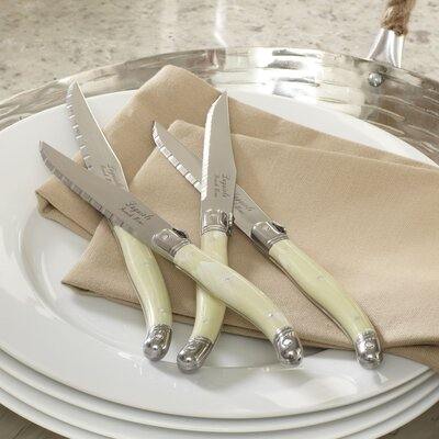 Alsace Laguiole Steak Knife Set