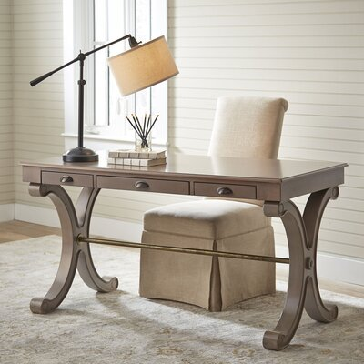 Willowbrook Desk Finish: Grey Product Picture 1232
