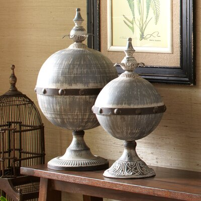 2-Piece Florence Finial Set