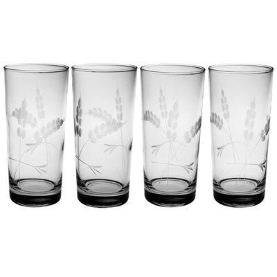 4 Piece Lancaster Highball Glass Set