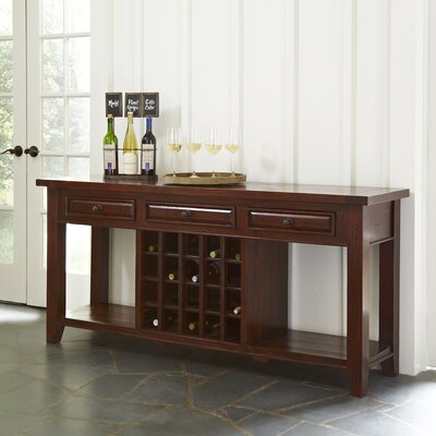 Harris Sideboard Finish: Sienna