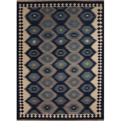 Anatolia Flat Woven Wool Area Rug Rug Size: Rectangle 5 x 8