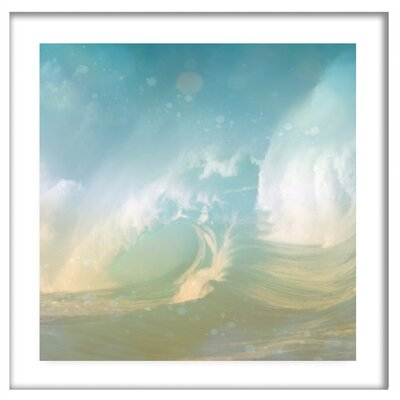 Waves Framed Giclee Print