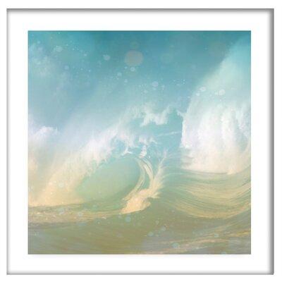 Waves Framed Giclee Print