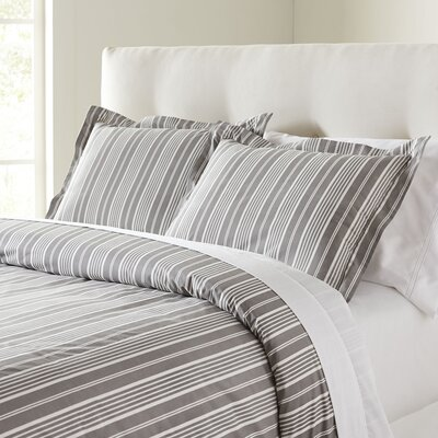 Lisbeth Duvet Cover Size: King