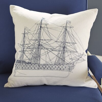 Barque Pillow Cover
