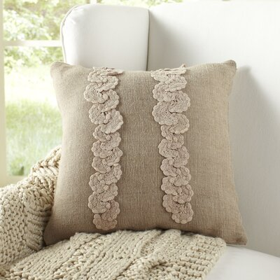 Sylvie Embroidered Pillow Cover