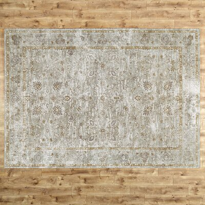 Jeanne Rug Rug Size: Rectangle 27 x 4