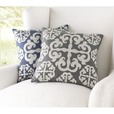 Odelia Embroidered Pillow Cover