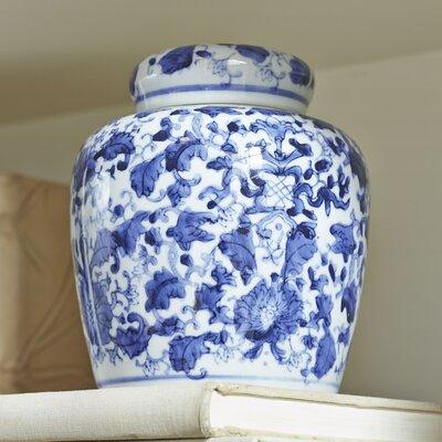 Marchand Decorative Ceramic Jar Size: Small