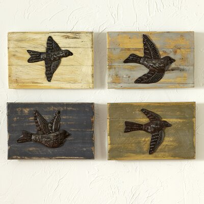 Flock Wall Decor