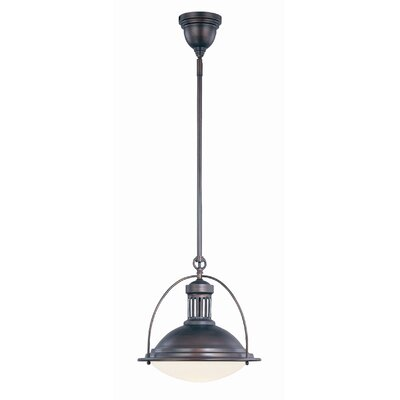 Whitmore Mini Pendant Finish: Oil-Rubbed Bronze