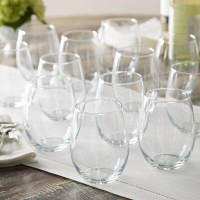 Bailey Stemless Wine Glass