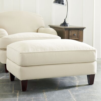 Cheshire Ottoman Upholstery: Spinnsol Navy