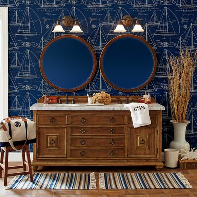 Denton 72 Double Vanity Set