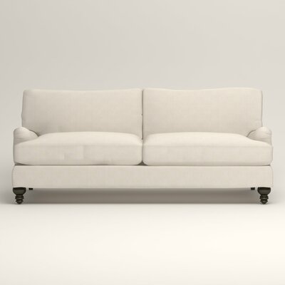 Montgomery Upholstered Sofa Upholstery: Bevin Natural