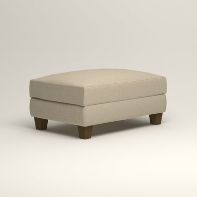 Fairchild Ottoman Upholstery: Denton Beige