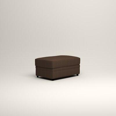 Newton Ottoman Upholstery: Tillery Espresso