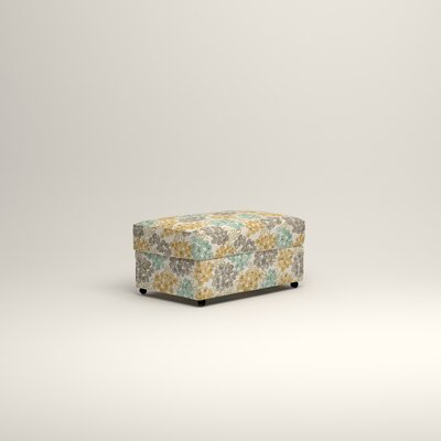 Newton Ottoman Upholstery: Wilmer Blooming Pool