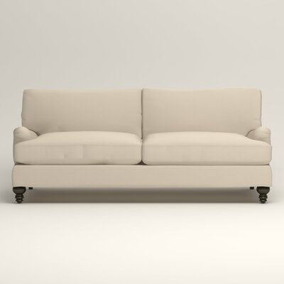 Montgomery Upholstered Sofa Upholstery: Bayou Natural