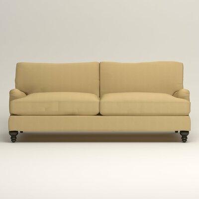 Montgomery Upholstered Sofa Upholstery: Bayou Sunshine