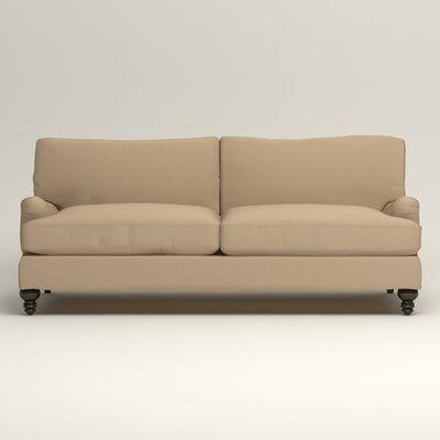 Montgomery Upholstered Sofa Upholstery: Bayou Stone