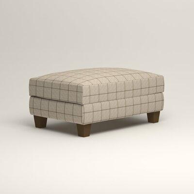 Fairchild Ottoman Upholstery: Stedman Natural