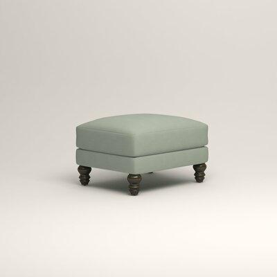 Montgomery Upholstered Ottoman Upholstery: Bayou Spray