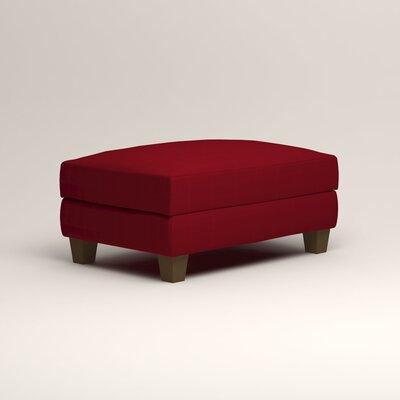 Fairchild Ottoman Upholstery: Bayou Flame