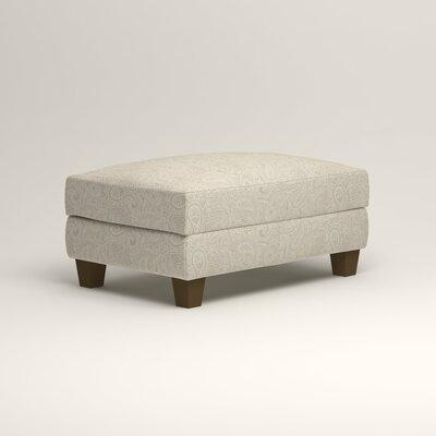 Fairchild Ottoman Upholstery: Ronan Linen