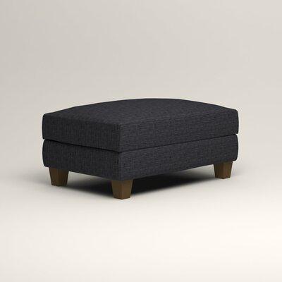 Fairchild Ottoman Upholstery: Laney Navy