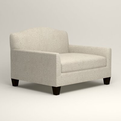 Fairchild Chair and a Half Upholstery: Ronan Linen