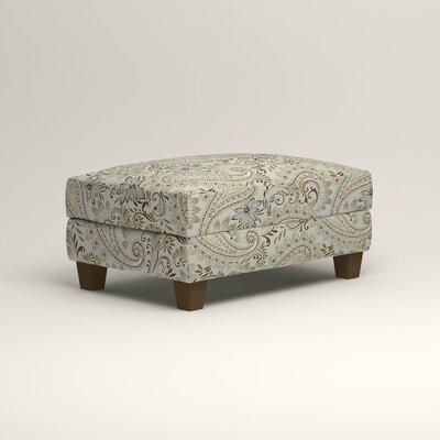 Fairchild Ottoman Upholstery: Nadia Moonstone