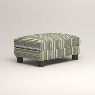 Fairchild Ottoman Upholstery: Dunagen Ocean