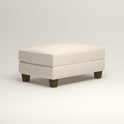 Fairchild Ottoman Upholstery: Bevin Natural