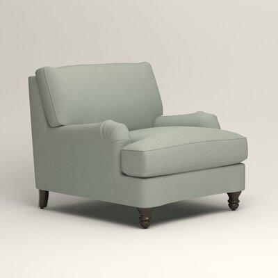 Montgomery Armchair Upholstery: Bayou Spray