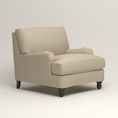 Montgomery Armchair Upholstery: Denton Beige